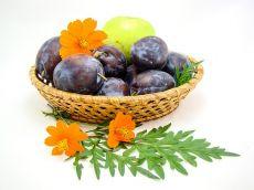 Prunele - gustoase și sănătoase