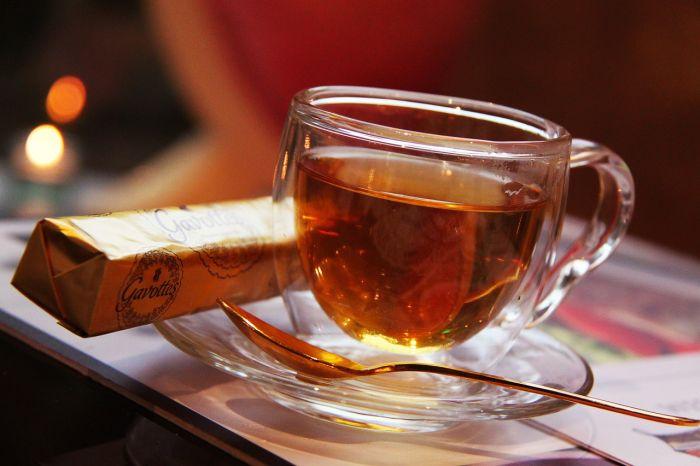 ceai de mere