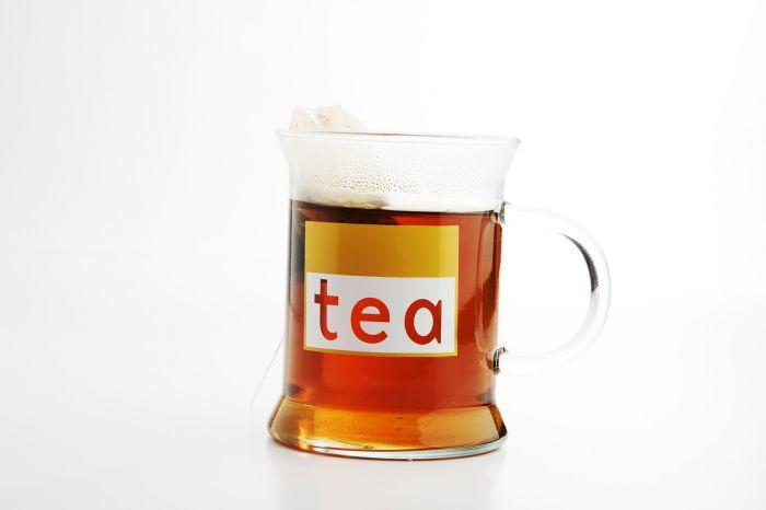 ceai de căpșuni