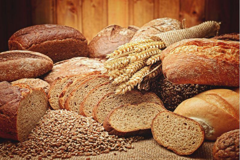 Pâine cu seminţe de in şi susan
