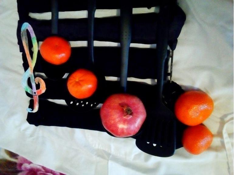 Poetativ cu fructe