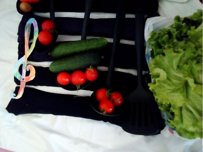 Portativ cu legume
