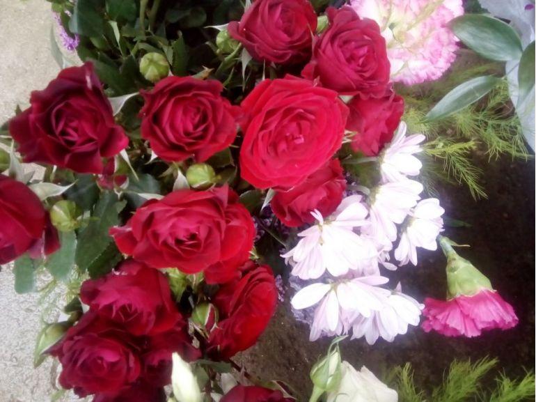 Trandafiri pentru mama