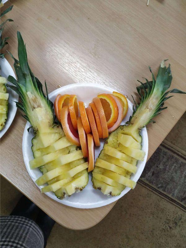 Aranjamente cu fructe
