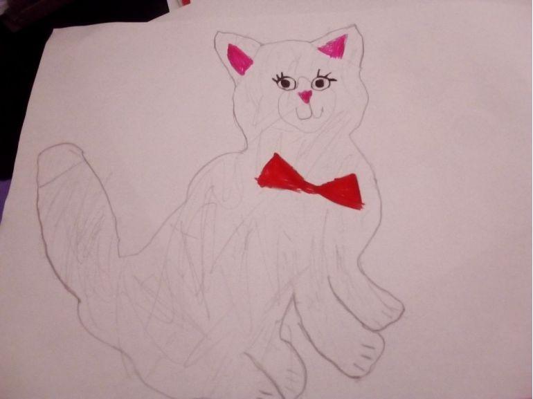 Pisica albă