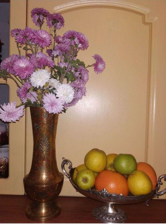 Flori și fructe pentru sărbătoriți
