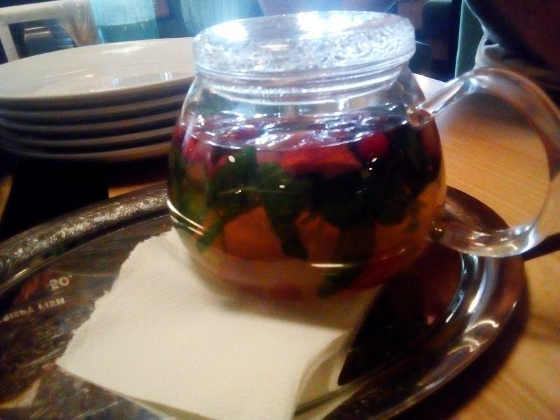 Ceai de fructe și plante medicinale