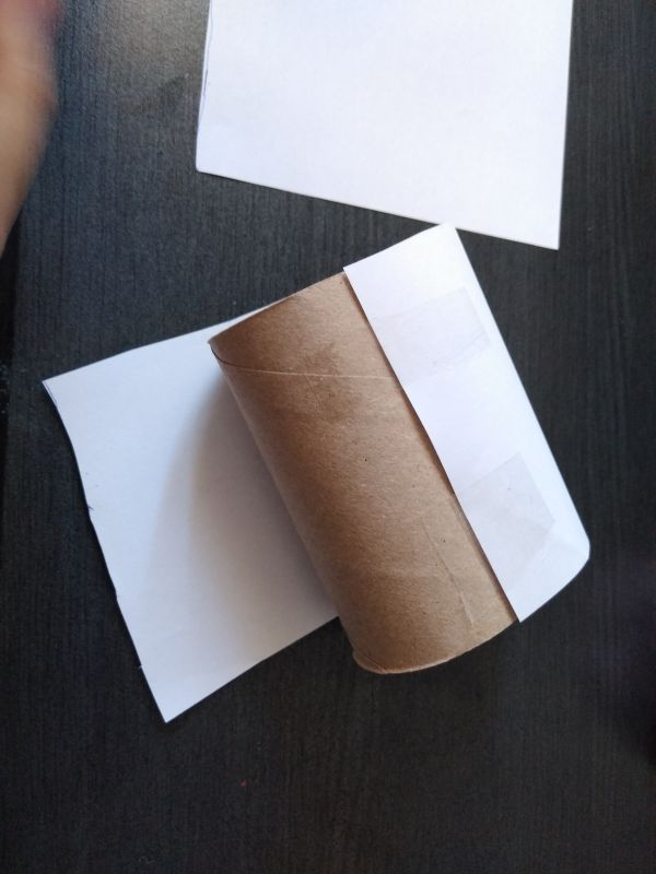 Candy Rabbit - Iepuraș din hârtie pentru bomboane cu ciocolată, nuci și fructe