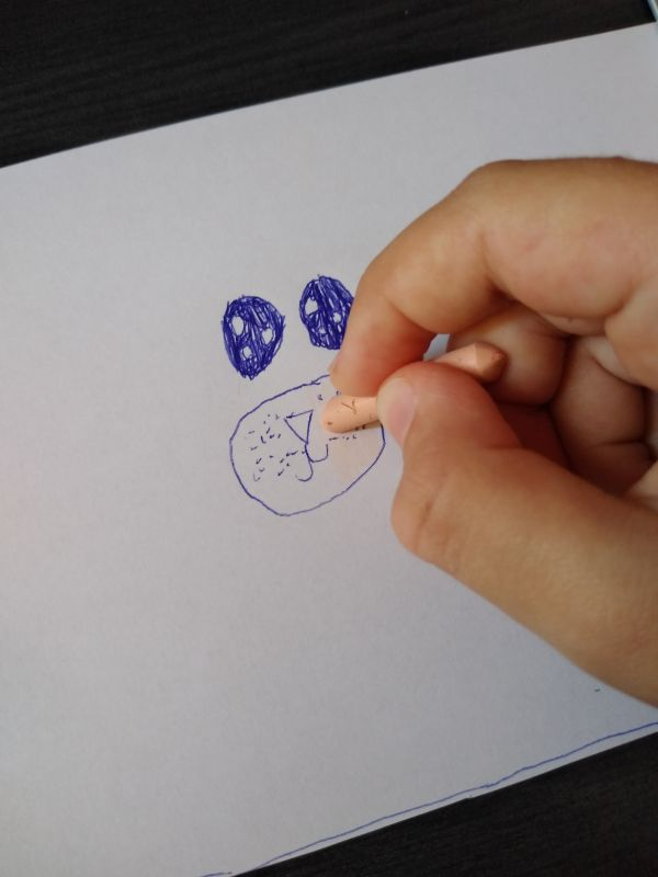 Candy Rabbit - Iepuraș din hârtie pentru bomboane de ciocolată, nuci și fructe