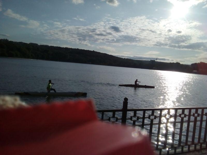 Concursurile sportive de canotaj