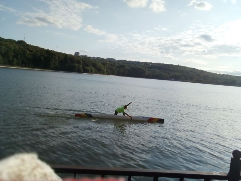 Concursuri sportive de canotaj