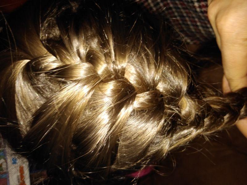 Ceaiul de coji de nuci - strălucirea părului