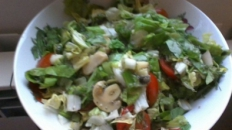 Salată cu semințe de chia
