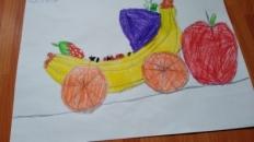 Caleașcă din fructe sau din legume