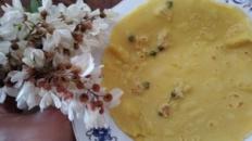 Clătite cu flori de salcâm – gogoșele