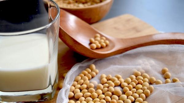 Laptele din nuci, cereale sau soia