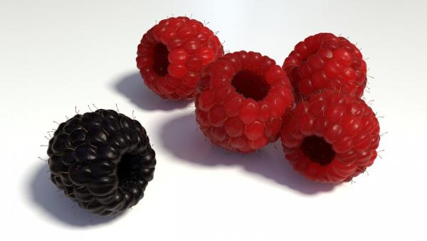 Beneficiile fructelor de pădure