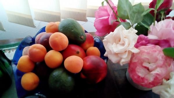 Fructiera și vaza - 5 idei décor de sărbători