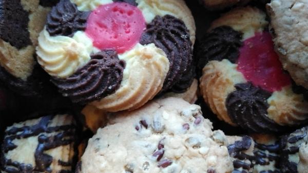 Fursecuri și biscuiți cu semințe