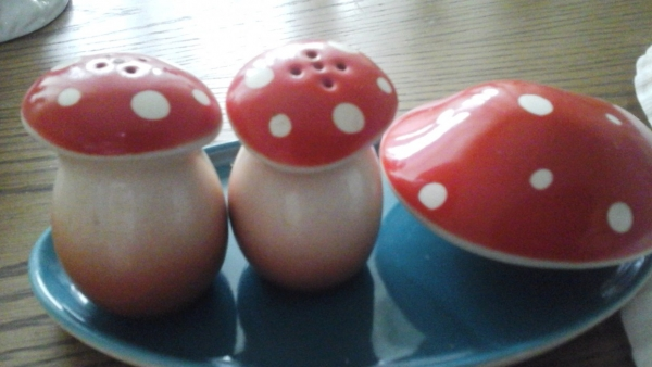 Aventuri de la cules de ciuperci