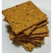 Biscuiți cu semințe și chili - 500 grame