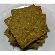 Biscuiți cu semințe și spanac - 500 grame