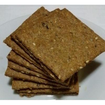 Biscuiţi cu seminţe îndulciţi cu stafide şi curmale - 500 grame