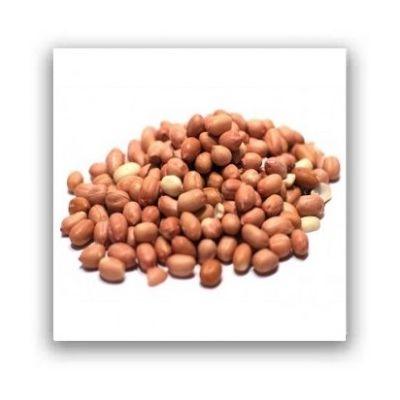 Arahide crude nedecojite - 250 grame