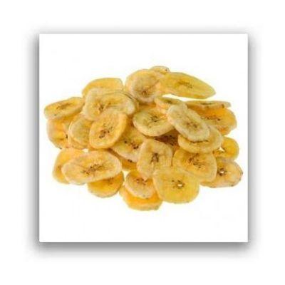 Banane chips - 100 grame