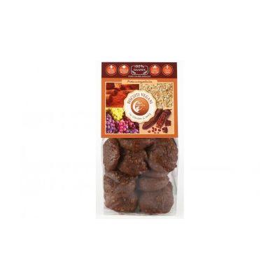 Biscuiti vegani cu roscove si ovaz (fara zahar adaugat) 150g