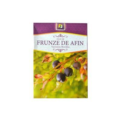 Ceai Afine Frunze 50gr
