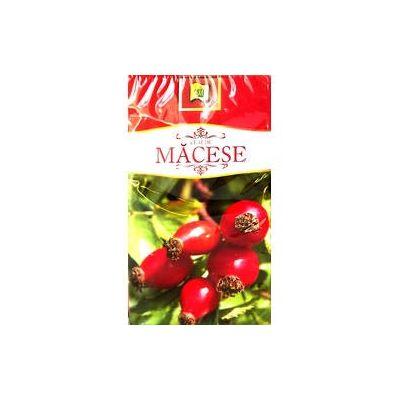 Ceai de fructe de măceşe - 20 doze