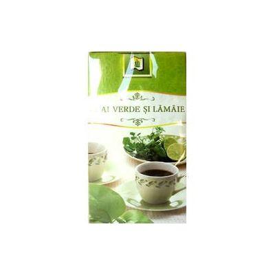 Ceai Verde si Lamaie 20dz