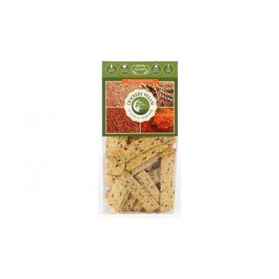 Crackers cu susan si condimente 125 g