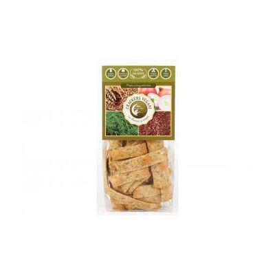 Crackers vegani cu chimen si ceapa 125 g