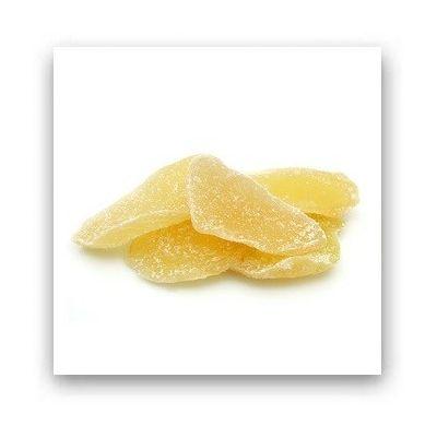 Ghimbir confiat - 100 grame