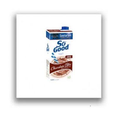 Lapte de Soia cu Ciocolata 1L