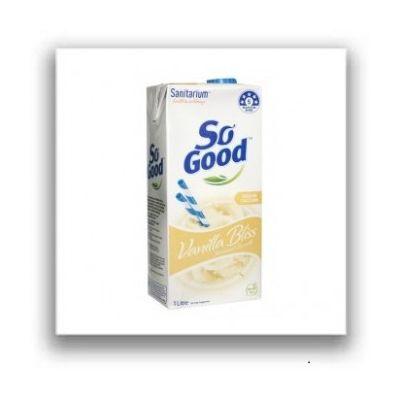 Lapte de Soia cu Vanilie 1L