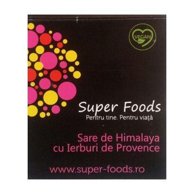 Sare roz de Himalaya cu Ierburi de Provence 300g