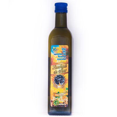Ulei de Floarea Soarelui Nerafinat 500 ml